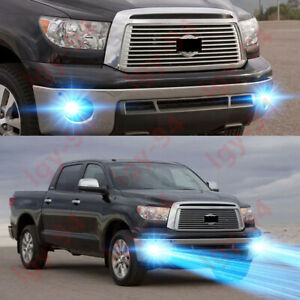 For Toyota Tundra 2007 2008 2009 2010 2011 2012 2013 2x 8000k Led Fog Light Bulb