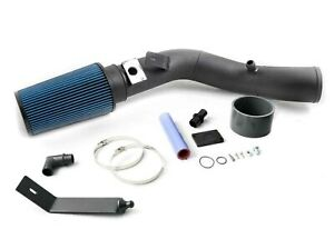 Rudy s 4 Textured Black Oiled Cold Air Intake For 03 07 Ford 6 0 Powerstroke