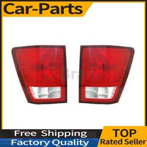 Fits Jeep Grand Cherokee 2007 2010 2x Tyc Left Right Tail Light Assembly