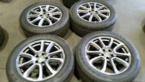 2017 Oem Maserati Levante 19 Wheels Tires New Take Offs Ex Cond
