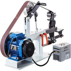Belt Grinder 3 in 1 2 X 82 Complete Chassis Tool Rest 2hp Motor