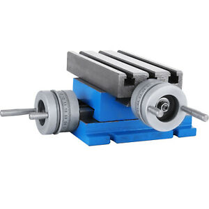 Milling Machine Worktable Cross Slide Table 4 X 7 3 Multifunction Bench Table