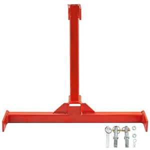3 Point 2 Receiver Trailer Hitch Tractor Drawbar Tractor Fit