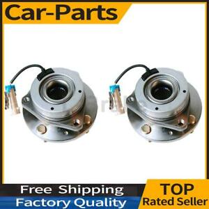 Fits Chevrolet Epica 2x Mevotech Bxt Front Wheel Bearing And Hub Assembly