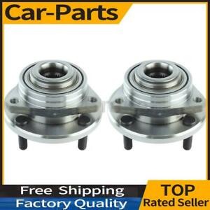Fits Chevrolet Epica 2004 2006 2x C tek Front Axle Bearing And Hub Assembly