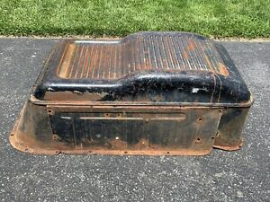 1961 1967 Ford Econoline Dog House Engine Cover Pickup Falcon Van 62 63 64 65 66