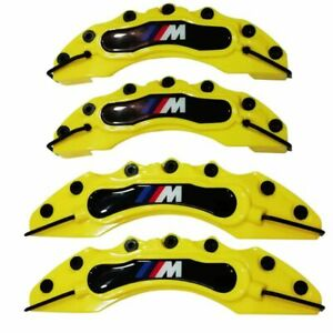 4yellow Bmw Brake Caliper Covers E30 E36 E46 E39 E90 E91 E92 E60 F80 F82 M Power