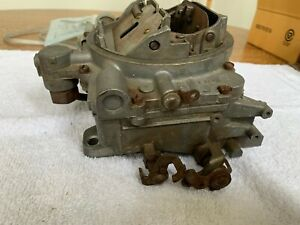 Carter Carburetor 1966 Chevy 327 275 Hp 4028sa Gm 4 Barrel