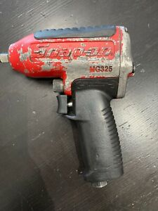 Snap On Tools Mg325 Super Duty Impact Air Wrench 3 8 Drive Quick Ship