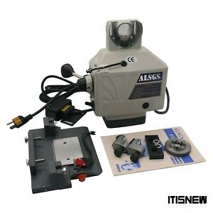 Alsgs 110v 220v Power Feed For Horizontal Milling Machine X Y Axis Alb 310sx Us
