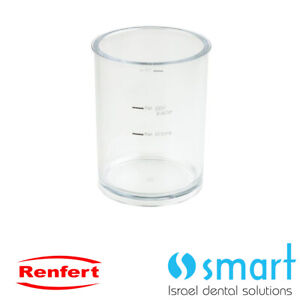 Dental Lab Mixing Bowl 700 Ml For Renfert Twister Vacuum Mixing Unit