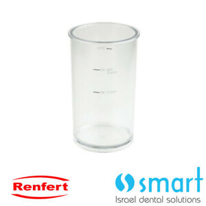 Dental Lab Mixing Bowl 1000 Ml Renfert Twister Vacuum Mixing Unit