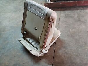 62 65 Bucket Seat Single Chevy Ii Nova Chevelle Corvair Impala 1965