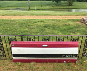 Vintage 1989 1991 92 93 1997 Ford Truck Tailgate