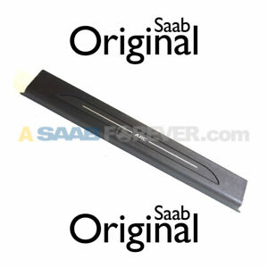 New Saab 9 3 Arc Door Sill Scuff Plate Right Front Rare Genuine Oem 12803117