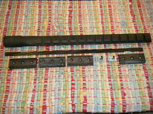 Sunnen Mandrel 4g P28 1500 With Wedge tension Block Retainer And Guide Shoes