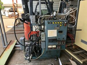 Rosade Blower Molder Model R 3 With Heads
