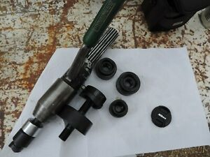 Greenlee Hydraulic Knockout Punch Sets