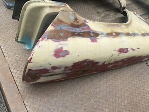 1958 Plymouth Fury Christine Fender Right Side No Rust Holes