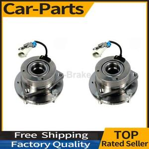 Fits Chevrolet Epica 2x C tek Front Axle Bearing And Hub Assembly