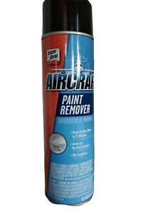 Klean Strip Airccraft Paint Remover Ear322 18 Oz Spray Can