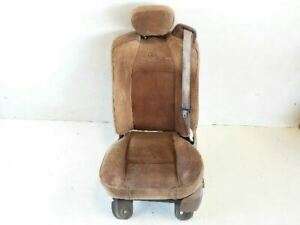 Ford F150 Front Seat Driver Bucket Leather King Ranch Super Cab Fits 03 F150