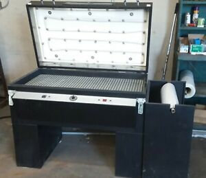 Creative Inc Model 5000 Vacuum Forming Sign Machine For Magnetic Signs Shop