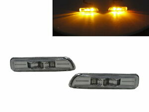 Us 3 series E46 Mk4 98 01 Pre facelift Led Side Fender Marker Light Ch For Bmw