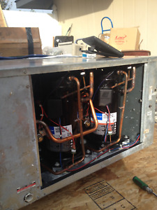 Water Source Heat Pump 10 Ton