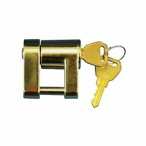 Marpac 7 0899 Boat Trailer Coupler Hitch Key Lock Latch Towing Rv Truck New