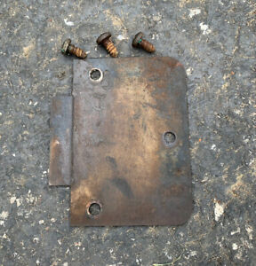 1961 1967 Ford Econoline Clutch Floor Plate Cover 61 62 63 64 65 66 67