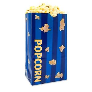 Gold Medal Laminated Popcorn Bags 2 5 Oz 1 000 Ct