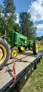 John Deere Mt M Tractor Just Starting To Part Out Farmerjohnsparts