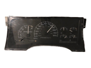 1999 2000 Cadillac Escalade Used Dashboard Instrument Cluster For Sale