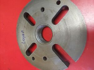 Logan Lathe 6 Drive Dog Face Plate 1 1 2 X 8 Tpi Fits South Bend Too