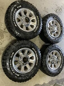 Used 18 Inch 2005 Ford King Ranch Wheels And Tires