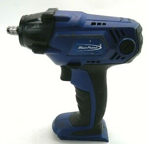 Blue Point By Snap On Etb14438a 14 4v Cordless 3 8 Impact Wrench Tool O1