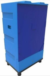 Polar Pb25 upright Insulated Food Transport Container 25 Cu Ft
