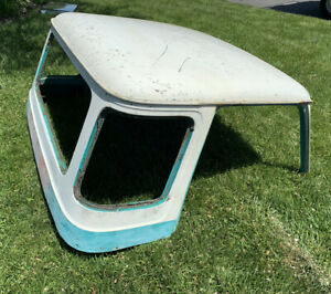 1961 1967 Ford Econoline Pickup Truck Cab Roof Top Metal 61 62 63 64 65 66 67