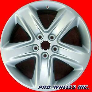Ford Fusion 2010 2011 2012 2013 18 Hyper Factory Original Oem Wheel Rim 3800