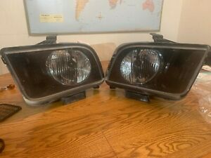 06 Mustang Gt Headlights Oem