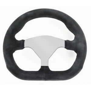 Grant Formula 1 Steering Wheel D shaped Black 713 4