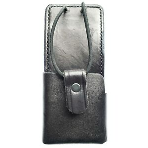 Ae Nelson Radio Carrier 64 For Apx 6000 Short Battery Plain Leather