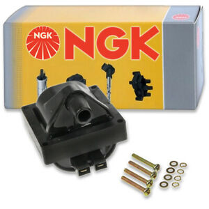 1 Pc Ngk Ignition Coil For 1981 1990 Toyota Pickup 2 4l L4 Spark Plug Tune Oa