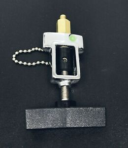 Drager Narkomed Anesthesia Machine O2 Oxygen Tank Inlet Mount