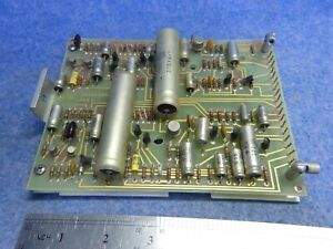 Hp 00333 66505 Board For Hp 334a Distortion Analyzer