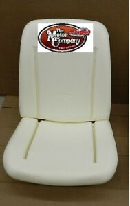 1966 1967 1968 1969 1970 Chevelle Bucket Seat Foam Bun Cushion Made In The Usa