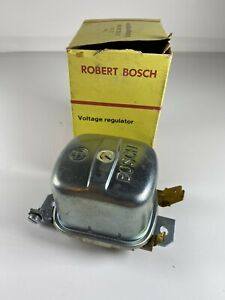 Nos Genuine Porsche 912 Bosch Voltage Regulator 12v 30v 0 190 350 068 30 019
