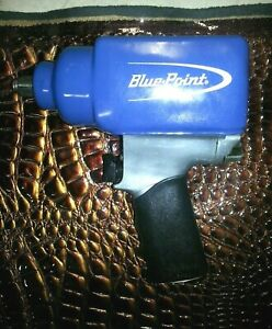 Blue Point At555 1 2 Drive Rebuilt Impact Wrench New Tool Cover Custom Grip