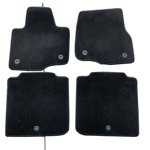 2018 2020 Ford Expedition Oem Black Carpeted Floor Mats